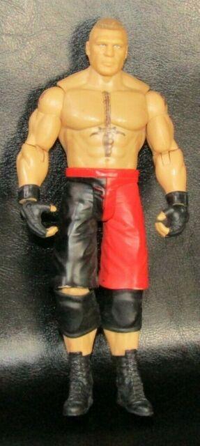 2012 WWE Brock Lesnar Elite Wrestling Action Figure 6 Inch Mattel 💪