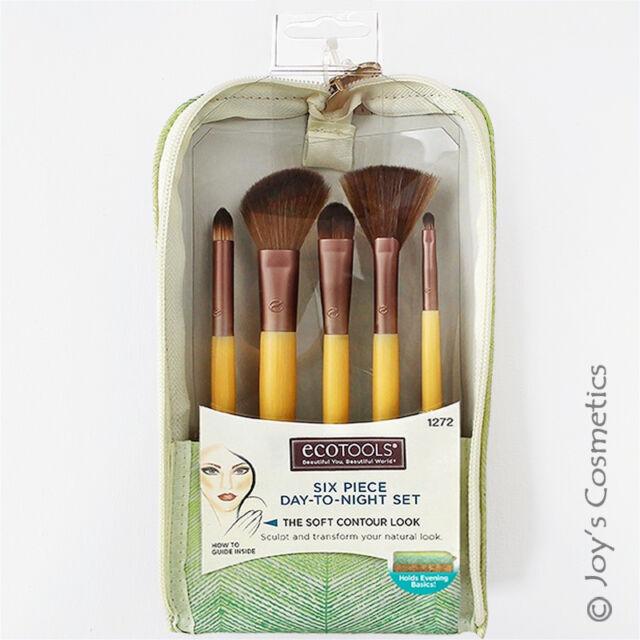 """1 ECOTOOLS Makeup Brush - 6 Piece Day to Night Set """"ET-1272""""  *Joy's cosmetics*"""