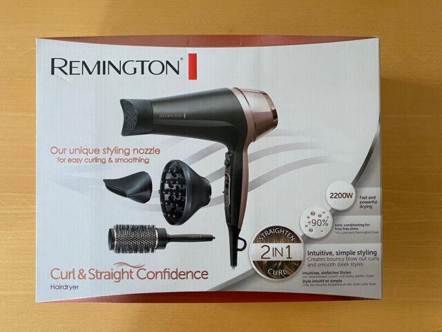 Remington D5706 Curl & Straight Confidence Haartrockner