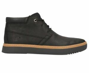 CAT-Men-039-s-Zine-Boot-Black