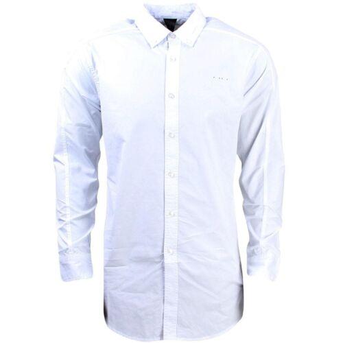 Camisa hombre Fornax blanca Button Up 0qwU84xA1U