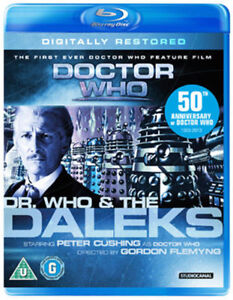 Doctor-Who-Doctor-Who-amp-The-Daleks-Blu-Ray-Neu-Blu-Ray-OPTBD2529