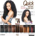 Outre Synthetic Half Wig Quick Weave BATIK PERUVIAN BUNDLE HAIR