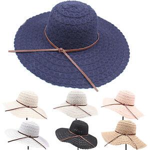 Foldable-Large-Brim-Hat-for-Women-UV-Protection-Summer-Beach-Sun-Hat-Visor-Lady