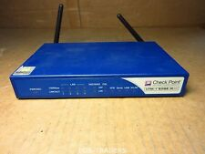 CHECKPOINT SBXWD-166LHGE-5 VPN-1 Edge W ADSL Firewall Wireless INCL 2X ANTENNAS