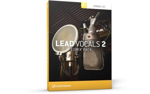 ToonTrack Lead Vocals 2 EZmix Pack Download