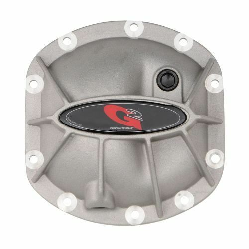 G2 Axle /& Gear 40-2031AL Hammer Series Dana 30 Rear Aluminum Differential Cover