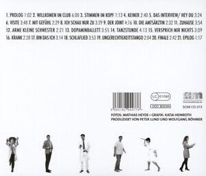 ORIGINAL BERLIN CAST - STIMMEN IM KOPF   CD NEUF BÖHMER,WOLFGANG/LUND,PETER