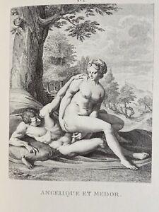 Agostino-Carracci-Erotico-Pene-atto-vagina-Angelica-Medoro-antica-mitologia