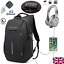 High Quality Backpack 17 inch Laptop GPS Travel Hiking School Bag Anti Theft
