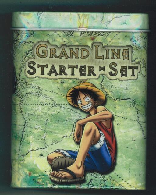 One Piece - Grand Line Starter-Set