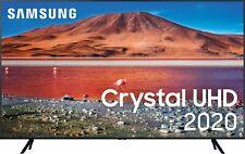 "SMART TV 50"" SAMSUNG UE50TU7072 CRYSTAL UHD 4K ULTRA HDR INTERNET LED ALEXA PS4"