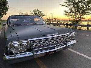 Impala 1962 big block 502 crate engine