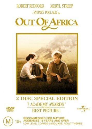 1 of 1 - Out Of Africa (DVD, 2005, 2-Disc Set)