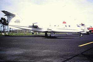 4-396-Learjet-45-C-N-45-226-United-States-Air-Force-40085-Kodachrome-SLIDE