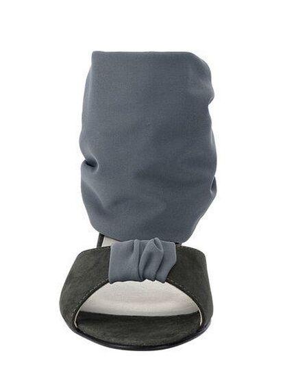 Sandaleetten Damenschuhe Leder Patrizia Dini Größe 37