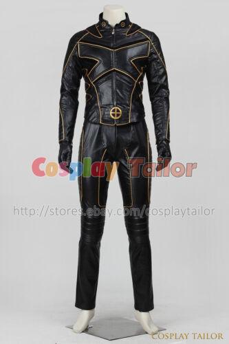 Apocalypse Cosplay Wolverine Logan Costume Uniform Halloween Outfit Black X-Men
