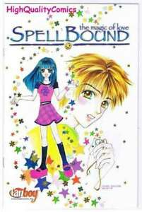 SPELLBOUND-Magic-of-LOVE-Preview-Manga-2000-NM