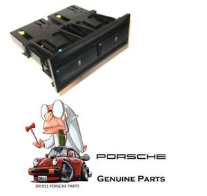 Porsche 911 986 Boxster Cup Holder Kit A//C HVAC Trim Bezel Kit Retrofit GENUINE