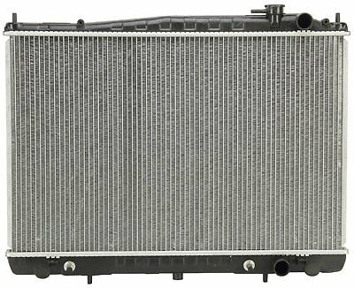Complete Aluminum Radiator for 2002 2003 Nissan Xterra 3.3L-EXCEPT TURBOCHARGED