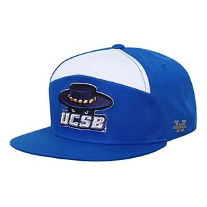 UC Santa Barbara Gauchos UCSB NCAA College Curved Bill Denim Baseball Cap Hat