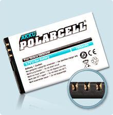 PolarCell Akku Nokia Lumia 520 530 Asha 200 201 302 X1-00 X1-01 Accu Batterie