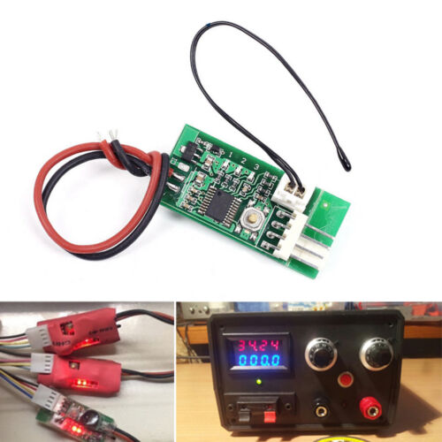 PWM 4-Wire Fan Temperature Controller Speed Governor for PC Fan//Alarm DC 12V US