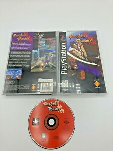Sony-PlayStation-1-PS1-CIB-Tested-Long-Box-Battle-Arena-Toshinden-Ships-Fast