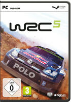 Pc Computer Spiel Wrc 5 - World Rally Championship 5 Neunew