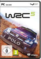 Pc Computer Spiel Wrc 5 - World Rally Championship 5 Neunew