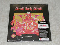 BLACK SABBATH  Sabbath Bloody Sabbath  LP SEALED 180g