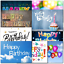 thumbnail 3 - Doodlecards Pack of 10 Standard Size Contempory Mixed Birthday Cards