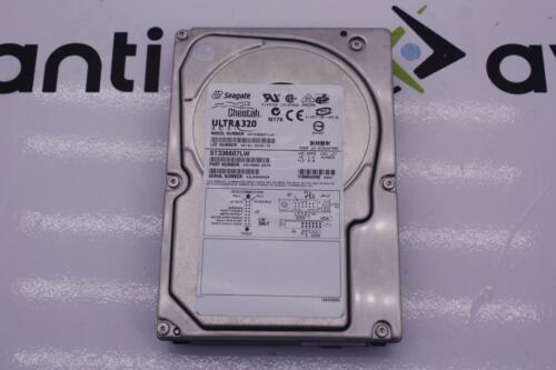 "Seagate ST336607LW 36gb 10k 68pin SCSI 3.5/"" HDD"