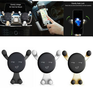 360° Rotating  Car Mount Air Vent Stand Holder For Mobile Cell Phone GPS