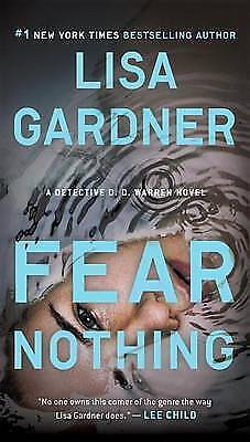 1 of 1 - Fear Nothing: A Detective D.D. Warren Novel-ExLibrary