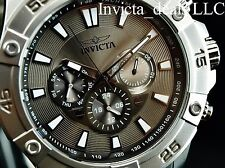 Invicta Men's Pro Diver Ocean Cruiser Swiss ISA Multifunction Gray Dial SS Watch