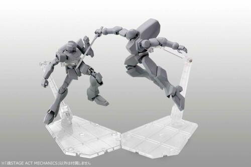 Mechanics Stand Support BANDAI Tamashii Nations Stage Act Clear