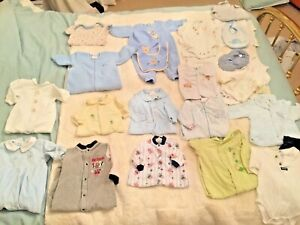 0cd8cde5c Details about LARGE LOT OF INFANT BABY BOY CLOTHES (3 TO 9 MONTHS) CARTERS,  ETC