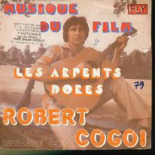 ROBERT COGOI 45 TOURS BELGIQUE MUSIQUE DU FILM