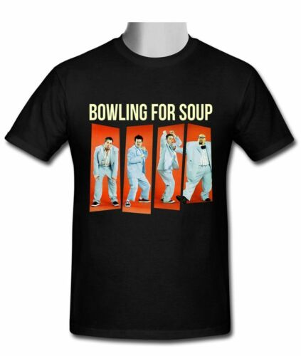 NEW BOWLING FOR SOUP T-SHIRT USA SIZE EM1