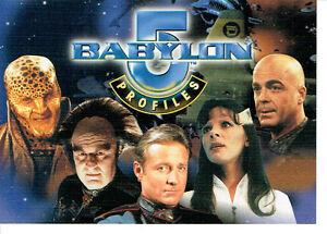 BABYLON-5-Perfiles-Sin-Numero-PROMO-Carta