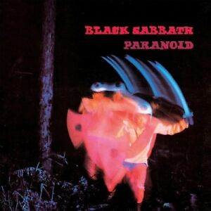Black-Sabbath-Paranoid-New-Vinyl-LP-UK-Import