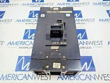 Square D Lal26400 400 Amp 2 Pole 600 Volt Feed Thru Circuit Breaker Tested