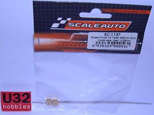Constructive Scaleauto Sc-1197 Zahnrad 14d M50 Für Achse 2mm Durchmesser 8.25mm 2 Stücke To Ensure A Like-New Appearance Indefinably Elektrisches Spielzeug