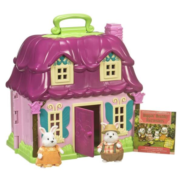 Li\'l Woodzeez 6103m Countryside Cottage With Amelia & Elliot ...
