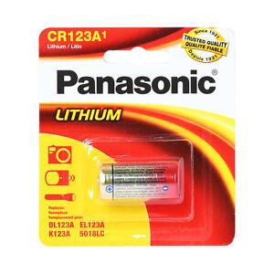 Panasonic-CR123A-Lithium-Lithium-Photo-Battery-3V-For-Camera-10-pcs