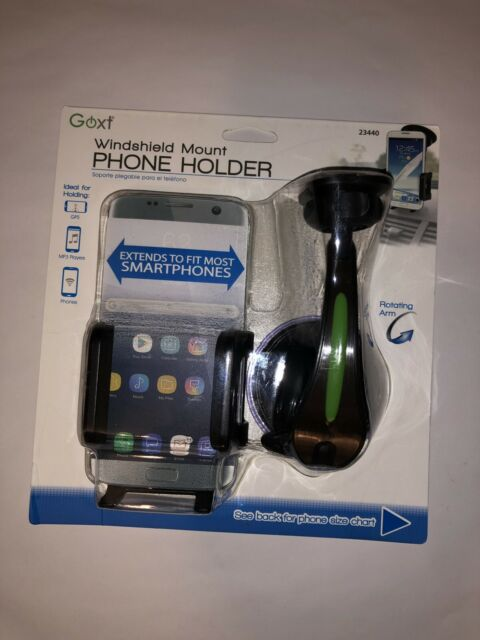GOXT 23440 Phone Holder with Collapsible Mount Custom Accessories
