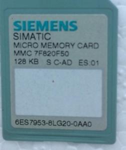 6ES7953-8LG20-0AA0 128kB Memory Card New Free Ship Siemens 6ES7 953-8LG20-0AA0