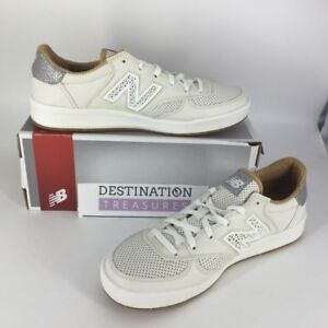 New-Balance-Neiman-Marcus-Exclsv-Men-039-s-Leather-CRT300NW-Sneakers-9-or-9-5-140