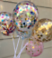 20pcs-12-034-Colorful-Confetti-Balloon-Birthday-Wedding-Party-Latex-Helium-Balloons thumbnail 6